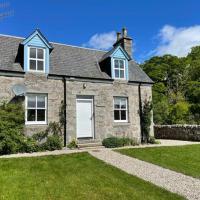 Burnside Cottage on the Blarich Estate