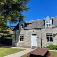Jock's Cottage on the Blarich Estate