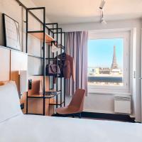 Ibis Paris Tour Eiffel Cambronne 15ème, hotel in Paris