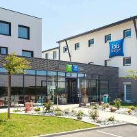ibis Budget Le Treport Mers Les Bains, hôtel à Mers-les-Bains
