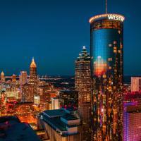 The Westin Peachtree Plaza, Atlanta, hotel in Atlanta