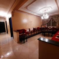Appartement Tanger, hotel cerca de Aeropuerto de Tánger - Ibn Batouta - TNG, Tánger