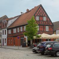 Ferienwohnung Hakenbuden, hotel in Treuenbrietzen
