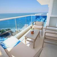 Apartamento Vacacional con Vista al Mar en Santa Marta