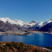Åndalsnes Sentrum App3