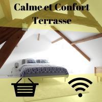 Maison Coeur de Ville - Spacieuse avec Terrasse, Hotel in Déville-lès-Rouen