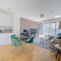 Pass the Keys Modern one bedroom with a balcony in Stratford