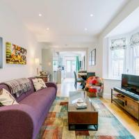 Pass the Keys Recently renovated 1BR flat with private garden in South London