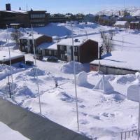 STF Malmfältens Folkhögskola, hotel in Kiruna