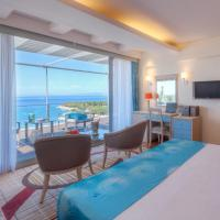 Tropical Hotel, hotel v Aténách