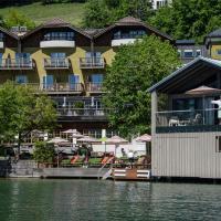 Cortisen am See - Adults only, hôtel à Sankt Wolfgang im Salzkammergut