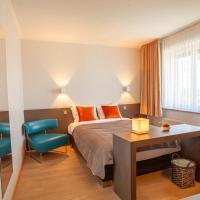 Hotel Monaco Zeebrugge Beach, hotel v destinaci Zeebrugge