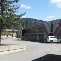 Tumbler Ridge Inn, hotel em Tumbler Ridge