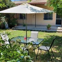 "christos cottage! comfortable and quiet!, hotel near Kavala International Airport """"Megas Alexandros"" - KVA, Keramotí"