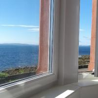 Captivating 1-Bed Apartment sea views in innellan