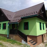 Zelená chalupa Vernár, hotel in Vernár