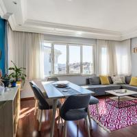 Amazing Apartment in Besiktas