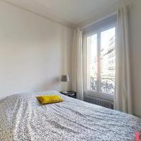 Chambre privé dans appartement haussmannien