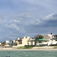 Hermoso depa con vista al mar en Chicxhulub Puerto, hotel en Chicxulub