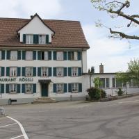 Hotel Restaurant Rössli, hotel in Schönenberg
