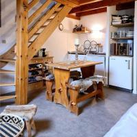 Appartement T3 Saint Lary-Soulan; Vielle-Aure, hotel in Vielle-Aure