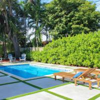 Coral Gables Home w/ Heated Salt Water Pool