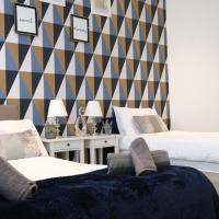 Bedford City Centre Corporate Apartment by Comfy Workers