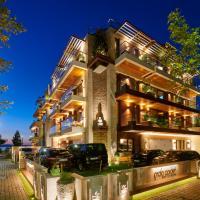 Mala Garden Design Hotel, hotel in Siófok
