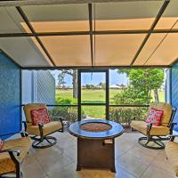 Bonita Springs Home with Terrace on Golf Course
