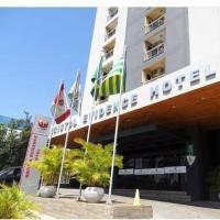 FLAT para temporada Bristtol Evidence Hotel Ap 712