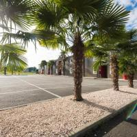 Fasthotel Pau - Lescar、レスカーにあるポー・ピレネー空港 - PUFの周辺ホテル