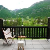 Apt COSY with BALCONY in La Salle-les-Alpes