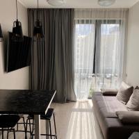 Spacious bright 1-room flat Lviv