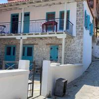 Sfeervol gerenoveerd huis in oud Grieks dorp