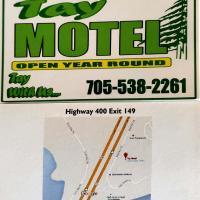 Tay Motel, hotel em Waubaushene