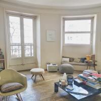 Appartement spacieux centre de paris