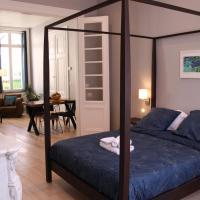 Le Jardin de Ligny、サントメールのホテル