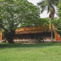 Hacienda Santuario Noc Ac, History & Wildlife, hotel in Mérida
