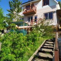 Гостевой дом с видом на Байкал