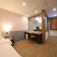 Brown Dot Hotel Gamjeon, hotel near Gimhae International Airport - PUS, Busan