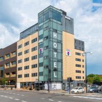 Cabinn Odense, hotel in Odense