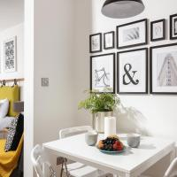 Habita Property Plymouth Boutique Apartment-Sleeps 3-Private Parking