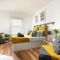 Plymouth Boutique Apartment-Sleeps 3-Private Parking