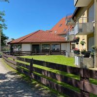1 Zimmer Apartment mit Balkon, Hotel in Glauchau