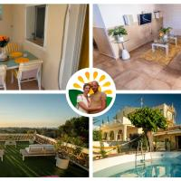 Casa Limon Unique & Modern Seaview Eco Apartment