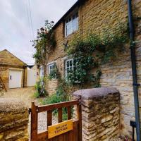 Willow Cottage in pretty Oxfordshire Cotswold village