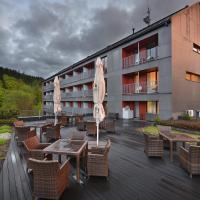 Omnia Hotel Relax & Wellness – hotel w Jańskich Łaźniach