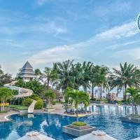 Novotel Hua Hin Cha-Am Beach Resort & Spa, hotell sihtkohas Cha-am