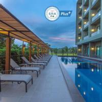 Marina Express-AVIATOR-Phuket Airport, hotel in Nai Yang Beach