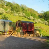 Taff Morlais Shepherd's Huts